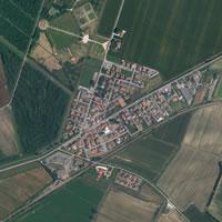Focus sulla centralità urbana e sulle connessione ciclopedonali di Gazzo (MN)
