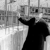 Giuseppe Samonà (1898-1983). A Venezia due mostre per il maestro Iuav