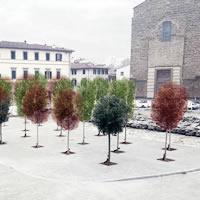 Un segno di contemporaneità per piazza del Carmine a Firenze