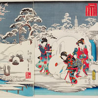 Architetture e paesaggi: la Edo di Hiroshige e la Tokyo delle Olimpiadi 2020