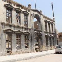 Baghdad Design Centre: come valorizzare l'eredità architettonica nella capitale irachena