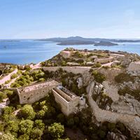 Military Museum. Un museo di storia militare da incastonare nello splendido paesaggio di Palau in Sardegna