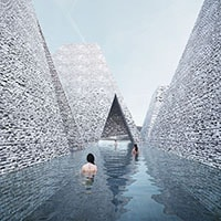 Waterfront Culture Center. Kengo Kuma consolida il forte legame tra Copenhagen e le esperienze dell'acqua