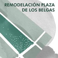 Rivitalizzazione urbana e commerciale di Plaza de los Belgas a Collado Villalba