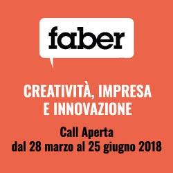 Faber 2018: un'occasione di contatto tra creativi ed imprese