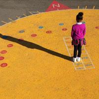 Playground, orti e un giardino della musica per il centro di accoglienza Bakhita