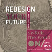 Redesign your future - Switch the wood ON: una lampada in legno tra design e artigianato
