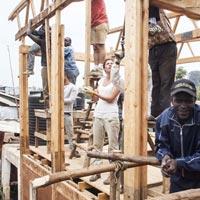 Inside Mathare 2018. Workshop per costruire un centro civico in Kenya