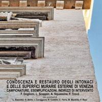 Le finiture delle superfici storiche di Venezia. Come intervenire sugli intonaci della tradizione