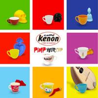 Pimp your cup 2018: nuove idee grafiche per tazzine e piattini da caffè ispirati a Napoli