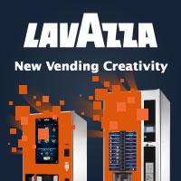 Lavazza - New vending creativity. Nuova veste grafica per i distributori automatici
