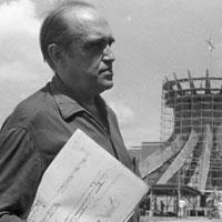 Il processo a Oscar Niemeyer. L'architettura moderna in scena a Napoli
