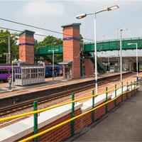 Network Rail Footbridge: passerelle innovative e flessibili per la rete ferroviaria del Regno Unito