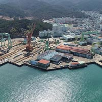 Regeneration of the Tongyeong Dockyard. Un hub culturale e turistico per riqualificare l'antico cantiere navale