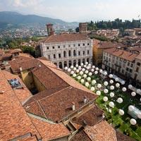 I maestri del paesaggio 2018. Le grandi firme del landscape internazionale si danno appuntamento a Bergamo