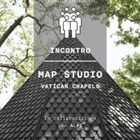 MAP Studio - Vatican Chapels. Incontro con i progettisti dell'Asplund Pavilion