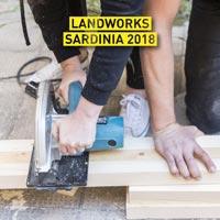 LandWorks Sardinia 2018: installazioni artistiche lungo il percorso minerario dell'Argentiera