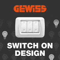 Switch On Design: Idee originali per una nuova linea di placche e tasti interruttori