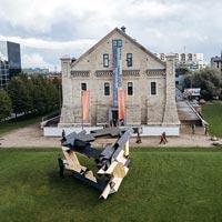 Huts and Habitats: un'installazione sperimentale in legno per la Tallinn Architecture Biennale 2019