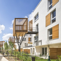 Capanne su rami d'acciaio e giardini come «sottoboschi abitati»: le residenze secondo Brenac & Gonzalez & Associés