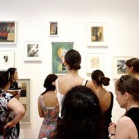 Movimentazione delle opere d'arte: un workshop intensivo per imparare a gestire l'allestimento di una mostra