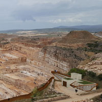 La rigenerazione dell'area delle Cave di Pietra di Apricena è tra gli Eco_Luoghi 2017/18