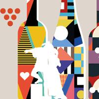 Romeo and Juliet Wine Label. Un'etichetta per uno dei vini più preziosi della Valpolicella