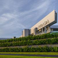 Visita alla fabbrica-giardino di Prada a Valvigna firmata Guido Canali