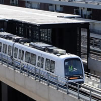 Barriere antirumore per ripensare l'immagine del viadotto metro zona Sanpolino di Brescia