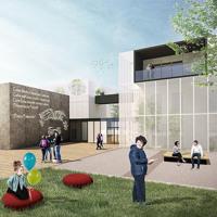 Ozzano dell'Emilia svela il progetto per la nuova scuola Panzacchi, firmato da Area Progetti e Archisbang