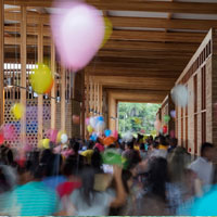 Il RIBA International Prize 2018 al Children Village dei brasiliani Aleph Zero e Rosenbaum