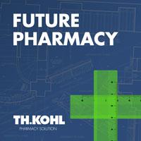 Future Pharmacy: ThKohl cerca concept per la farmacia del domani
