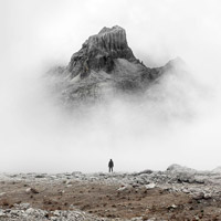 SMACH.2019: 10 artisti per una mostra di Land Art sulle Dolomiti