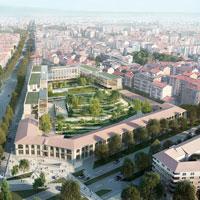 Federal Building Torino: è di Iotti + Pavarani Architetti il miglior progetto per la ex caserma Amione
