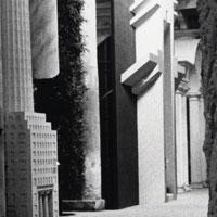 Dentro la Strada Novissima, al MAXXI la mostra che ha dato il via alla discussione internazionale sul postmoderno