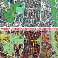 Master URBAM. L'urbanistica nell'Amministrazione pubblica: management della città e del territorio