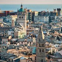 #GenoaCall: una residenza universitaria contemporanea per la città storica