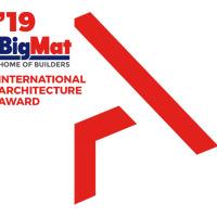 BigMat International Architecture Award 2019: la selezione biennale dei migliori progetti europei di architettura