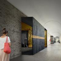 I progettisti del futuro Museo del tartufo di Alba a confronto con i cittadini