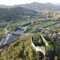 Re-use the Castle. Un progetto di riuso per la Rocca di Ripafratta, San Giuliano Terme