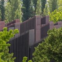 Terminati gli uffici Arpae di Mario Cucinella Architects, ecco come la forma sposa i princìpi bioclimatici