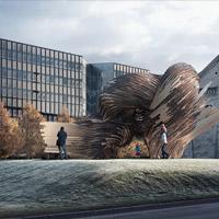 Huts and Habitats: è Steampunk l'installazione organica e sperimentale per la Tallinn Architecture Biennale 2019