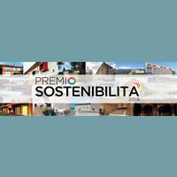 Premio Sostenibilità 2019 - riconoscimenti alle buone pratiche del progettare e costruire green