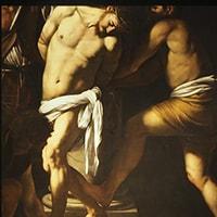 Il mondo di Caravaggio a Napoli nell'allestimento tra ombra e penombra di COR Arquitectos e Flavia Chiavaroli