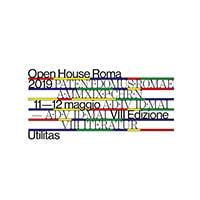 Open House Roma 2019. L'ottava edizione è dedicata all'Utilitas