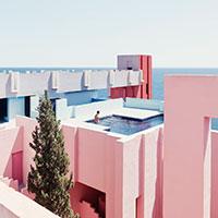 Pink Architecture. 6 architetture dagli anni '70 ad oggi che hanno fatto del rosa il loro tratto distintivo