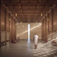 Kaira Looro Peace Pavilion 2019: vince il progetto del team di Changze Cai che reinterpreta la pace attraverso la luce