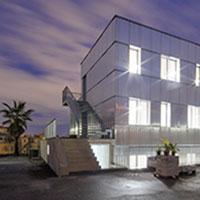 It's inaugura il suo HUB Tiburtina. Lo studio di architettura si evolve in un atto di rigenerazione urbana