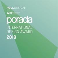 Porada International Design Award 2019. Credenze e madie in legno massello