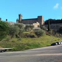 """Montalcino: un polo scolastico, un parcheggio e una zona espositiva, strategie di riqualificazione per l'area dello """"Spuntone"""""""